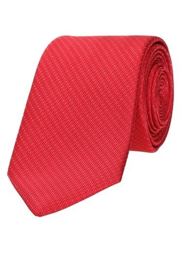 George Hogg Kravat Kırmızı